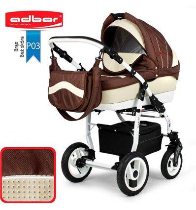 Дитяча коляска 2 в 1 Adbor Marsel PerFor Sport P03