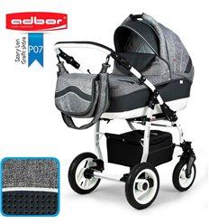 Дитяча коляска 2 в 1 Adbor Marsel PerFor Sport P07