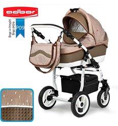 Дитяча коляска 2 в 1 Adbor Marsel PerFor Sport P09