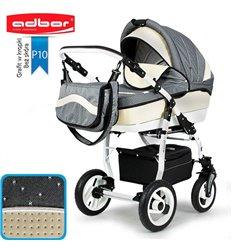 Дитяча коляска 2 в 1 Adbor Marsel PerFor Sport P10