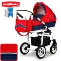 Дитяча коляска 3 в 1 Adbor Marsel PerFor Sport P04
