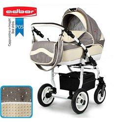 Дитяча коляска 3 в 1 Adbor Marsel PerFor Sport P05