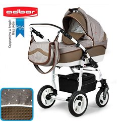 Дитяча коляска 3 в 1 Adbor Marsel PerFor Sport P06