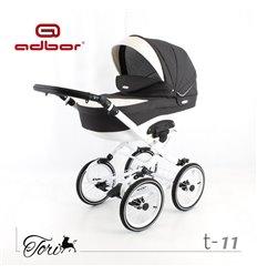 Дитяча коляска 2 в 1 Adbor Tori Classic 11