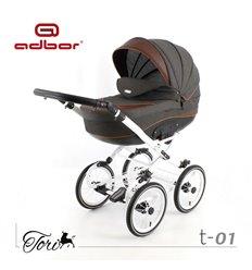 Дитяча коляска 3 в 1 Adbor Tori Classic 01