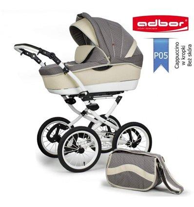 Дитяча коляска 2 в 1 Adbor Marsel PerFor Classic P05