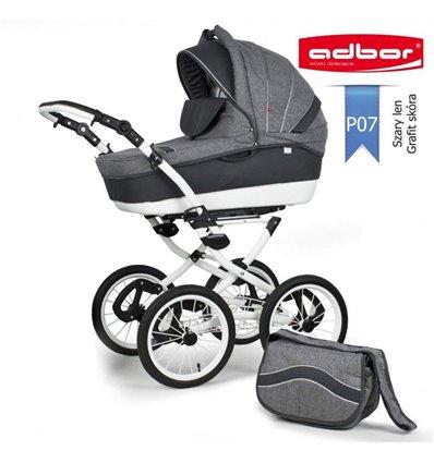 Дитяча коляска 2 в 1 Adbor Marsel PerFor Classic P07