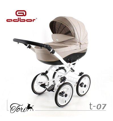 Дитяча коляска 3 в 1 Adbor Tori Classic 07
