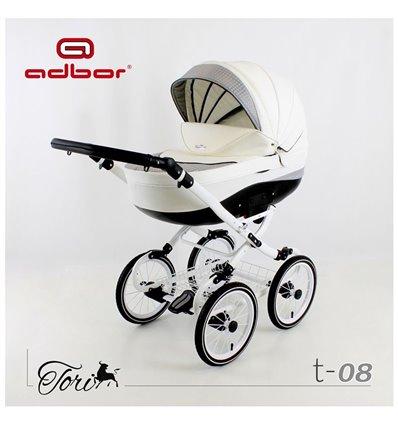 Дитяча коляска 3 в 1 Adbor Tori Classic 08