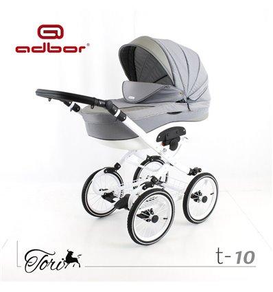 Дитяча коляска 3 в 1 Adbor Tori Classic 10