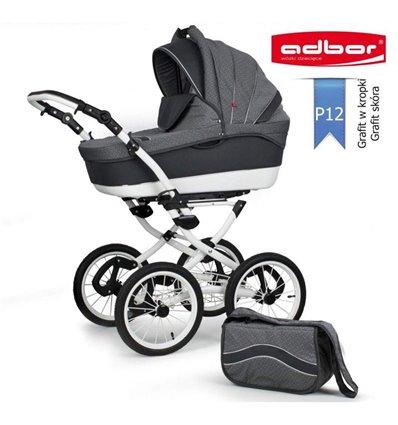 Дитяча коляска 2 в 1 Adbor Marsel PerFor Classic P12