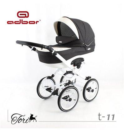 Дитяча коляска 3 в 1 Adbor Tori Classic 11