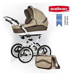 Дитяча коляска 3 в 1 Adbor Marsel PerFor Classic P02