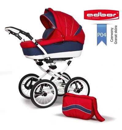 Дитяча коляска 3 в 1 Adbor Marsel PerFor Classic P03