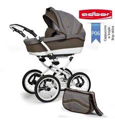 Дитяча коляска 3 в 1 Adbor Marsel PerFor Classic P06