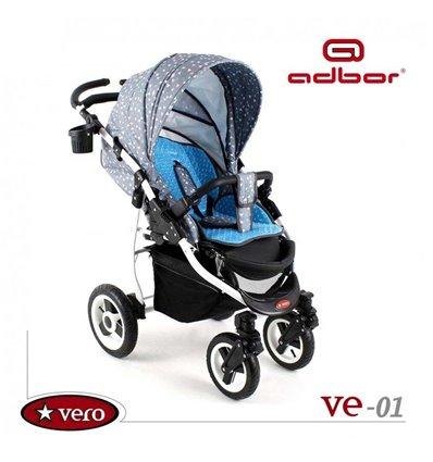 Прогулянкова коляска Adbor Vero 01