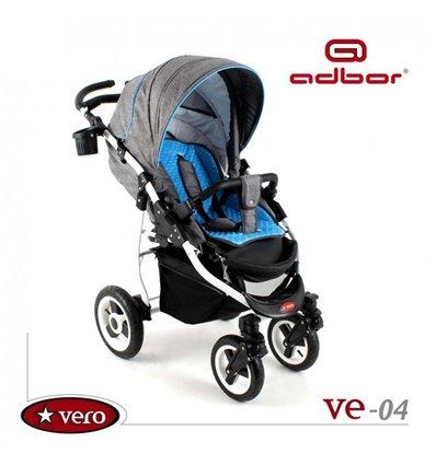 Прогулянкова коляска Adbor Vero 04