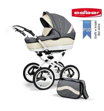 Дитяча коляска 3 в 1 Adbor Marsel PerFor Classic P10