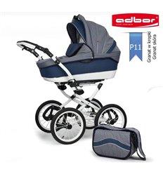 Дитяча коляска 3 в 1 Adbor Marsel PerFor Classic P11