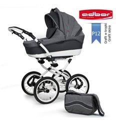 Дитяча коляска 3 в 1 Adbor Marsel PerFor Classic P12