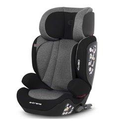 Автокрісло дитяче EasyGo Extreme Isofix Carbon, 15-36 кг