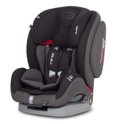 Автокрісло дитяче EasyGo Nino Carbon, 9-36 кг