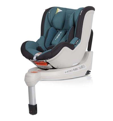 Автокрісло дитяче EasyGo Rotario Isofix Adriatic, 0-18 кг