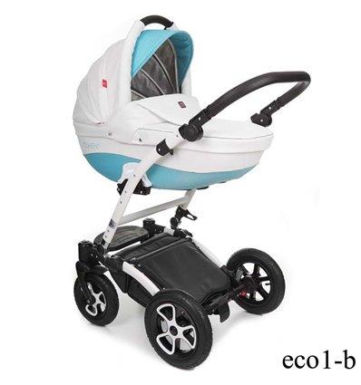 Дитяча коляска 2 в 1 Tutek Torero Eco 1-B