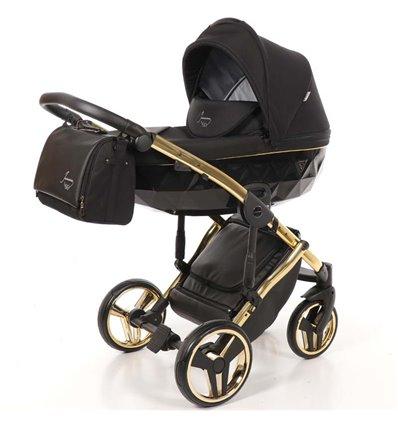 Дитяча коляска 2 в 1 Tako Junama Diamond Limited Gold