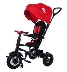 Велосипед триколісний Sun Baby QPlay Rito Air Червоний