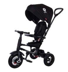 Велосипед триколісний Sun Baby QPlay Rito Air Чорний