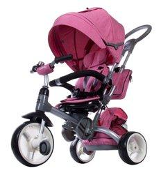 Велосипед триколісний Sun Baby Little Tiger Меланж Рожевий