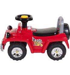 Машинка каталка Sun Baby Jeep червоний