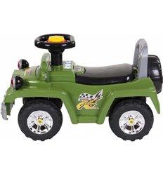 Машинка каталка Sun Baby Jeep зелений