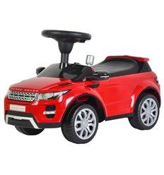Машинка каталка Sun Baby Range Rover червоний
