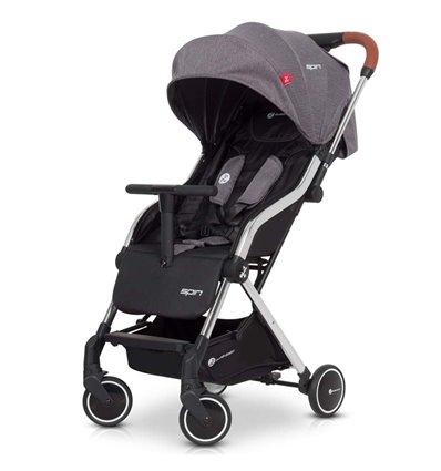 Дитяча прогулянкова коляска Euro Cart Spin Anthracite