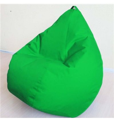 Крісло груша Оксфорд Зелений 140-90 см Tia-sport