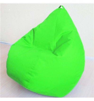 Крісло груша Оксфорд Салатовий 140-90 см Tia-sport