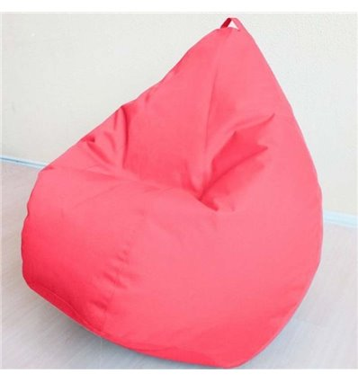 Крісло груша Оксфорд Світло-рожевий 140-90 см Tia-sport