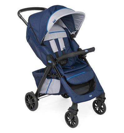 Дитяча прогулянкова коляска Chicco Kwik.One Blueprint
