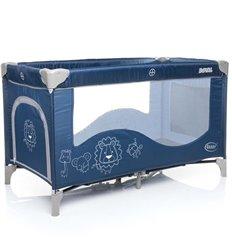 Манеж ліжечко 4Baby Royal синій