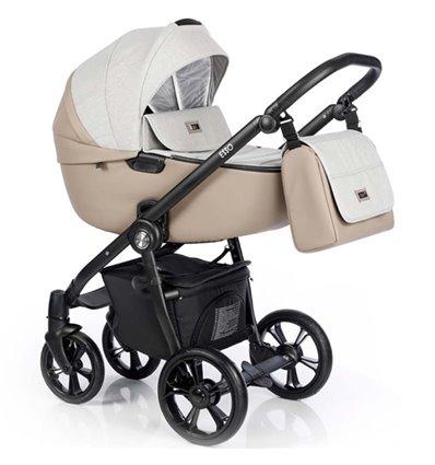 Дитяча коляска 2 в 1 Roan Esso Neutral Hazel