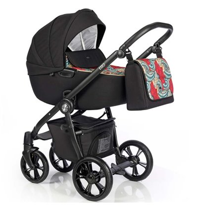 Дитяча коляска 2 в 1 Roan Esso Royal Garden