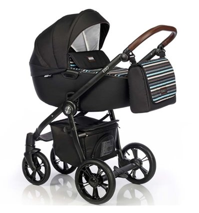 Дитяча коляска 2 в 1 Roan Esso Stripes