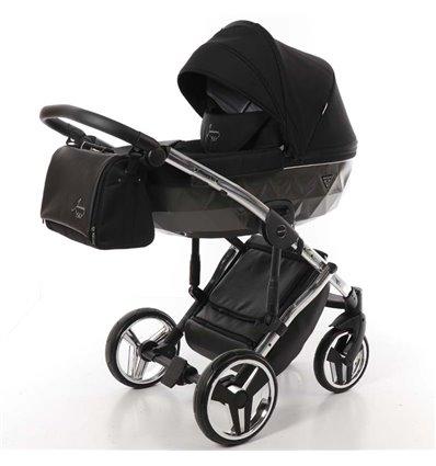 Дитяча коляска 2 в 1 Tako Junama Diamond Limited Silver
