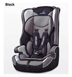 Автокрісло дитяче Caretero Vivo чорне, 9-36 кг