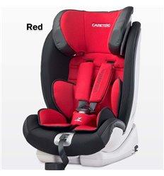 Автокрісло дитяче Caretero VolanteFix Isofix червоне, 9-36 кг