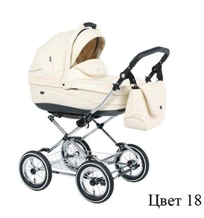 Дитяча коляска 2 в 1 Roan Emma 18