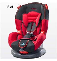 Автокрісло дитяче Caretero Ibiza червоне, 9-25 кг