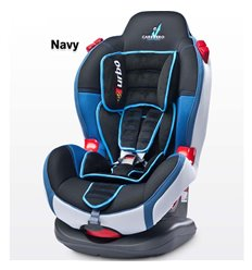 Автокрісло дитяче Caretero Sport Turbo синє, 9-25 кг